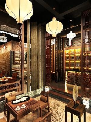 日式餐厅方案设计