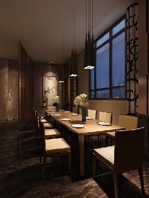 餐厅空间装修设计方案