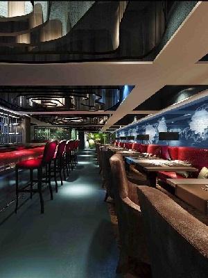 牡丹主题餐厅设计方案