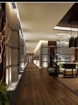 南京设计师楼中式餐厅设计方案(江苏)