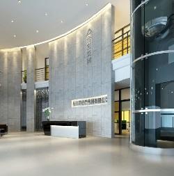 合发集团办公楼改造设计(江苏)